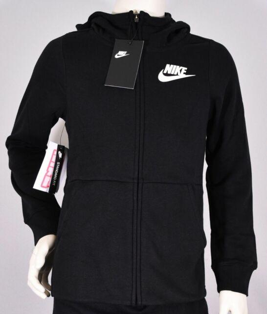 Sportswear Full-Zip Hoodie Black