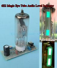 6e2 Magic Eye Tube Audio Level Indicator Music Spectrum Fluorescence Display