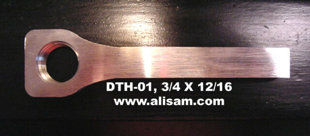 The ORIGINAL Dremel™ tool holder frame 1/2 in. X 1/2 in. Shank for your lathe!