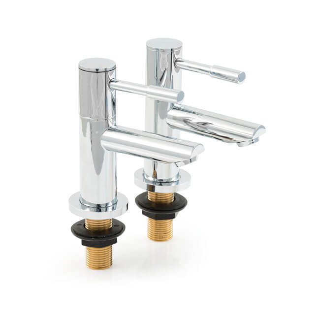 NEW Lever Basin Taps - Pair UK SELLER, FREEPOST