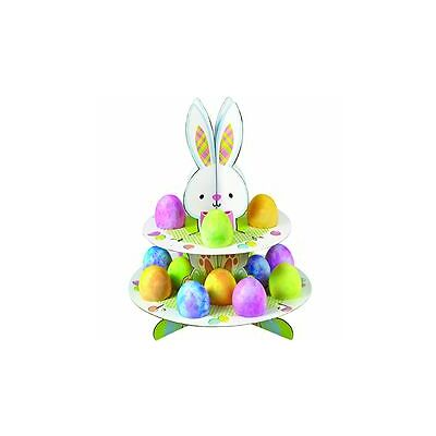 Wilton Hop and Tweet Easter Bunny Egg and Treat Stand - Easter