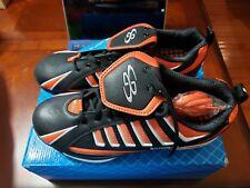 884eb2c99bb item 3 NEW Boombah Metal Cleat Baseball Softball Shoes Mens Size 10 Orange Black  -NEW Boombah Metal Cleat Baseball Softball Shoes Mens Size 10 Orange Black