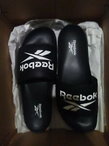 M REEBOK CN6738 REEBOK CLASSIC SLIDE Mn´s Red//Black//White Synthetic Sandals