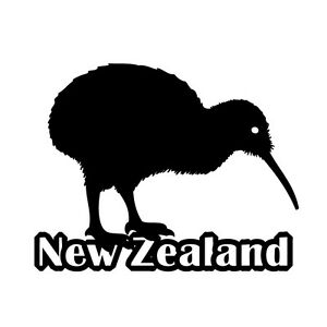 new zealand kiwi aufkleber auto folie kfz neuseeland vogel sticker schild ebay. Black Bedroom Furniture Sets. Home Design Ideas
