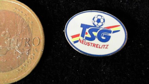 Fussball DFL DFB original Lizenzlogo Regionalliga Pin Badge TSG Neustrelitz