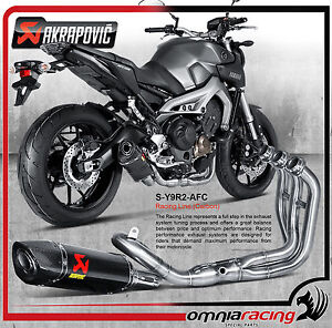 Yamaha Fz Exhaust