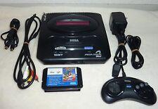 Region + 50/60Hz + S-Video MOD Sega Mega Drive 2 Console Japan NTSC Genesis