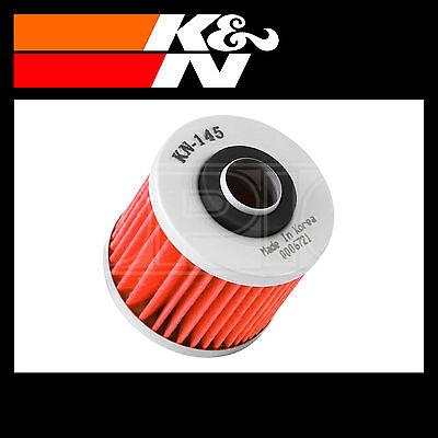 KN-145 K/&N Oil Filter fits YAMAHA XT660Z TENERE 660 2008-2013