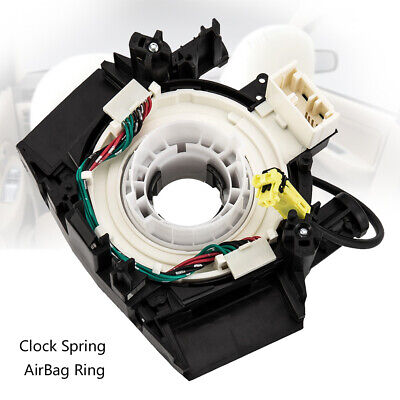 Pour Nissan Qashqai J10 MK1 X-Trail Airbag Etoupille Spirale Câble Horloge 25560-BT25A