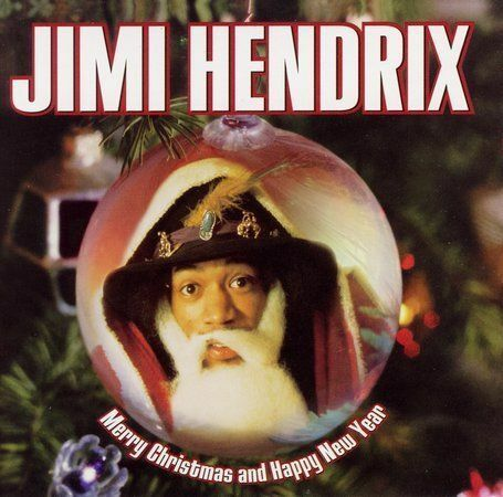 Jimi Hendrix - Merry Christmas And Happy New Year / 088155651-2 / 1999