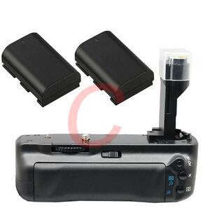 Battery-Grip-for-Canon-5D-MARK-II-MARK2-BG-E6-2pcs-LP-E6-battery-KIT-Camera