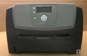 E450DN LEXMARK PRINTER DRIVER PC