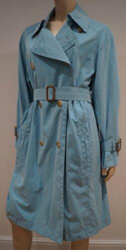 Manteau Femme Mac Paris Fr44 Trench pour Coat Ceinture Bleu Mac Léger Hermes wP5TgnEqq