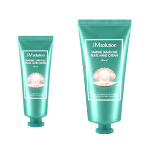 [JMsolution] Marine Luminous Pearl Hand Cream Set - 1pack(100ml + 50ml)