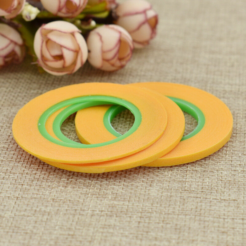 Precision Model Masking Tape Airbrushing Fine Line DIY Thin Cover 1//2//3 Mm Craft