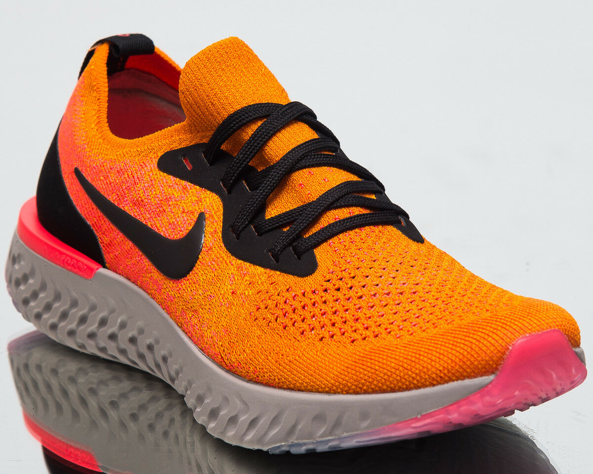 Nike Epic React Flyknit Women Running shoes Copper Flash New Sneakers AQ0070-800