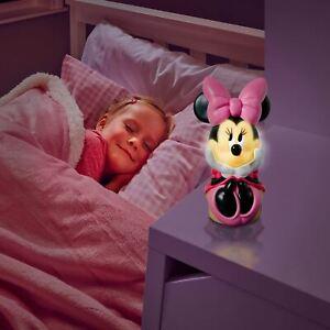 Officiel-disney-Minnie-Mouse-Goglow-Pote-Veilleuse-amp-Torche-Filles