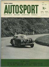 Autosport May 1st 1964 *Targa Florio & Tulip Rally & Nurburgring F2*