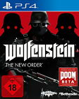Wolfenstein: The New Order (Sony PlayStation 4, 2014, DVD-Box)