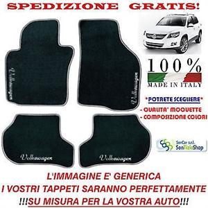 Tappeti Volkswagen Tiguan,Tappetini Auto Personalizzabili,Vari Colori e Qualità!