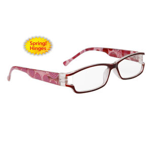 278f20c89eb0 Reading Glasses +2.50 New Fashion Designer Readers Women Red R49250 ...