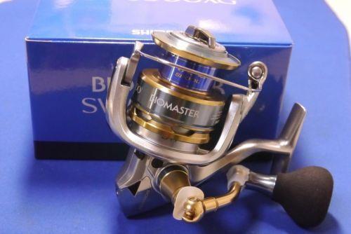 SHIMANO NEU 13 BIOMASTER SW 5000XG Spinning Reel aus Japan