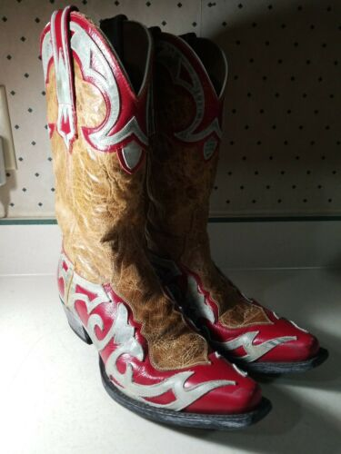 PROFESSIONAL Rodeo cowboy boots by Sterling River