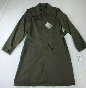 London Fog Men S Trench Coat Ebay