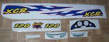 Polaris XC120 120XC XCR120 120 Snowmobile Cowling Hood Decal/Sticker Kit