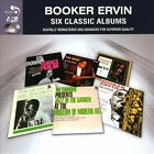 Six Classic Albums by Booker Ervin (CD, Sep-2012, 4 Discs, Real Gone Jazz)