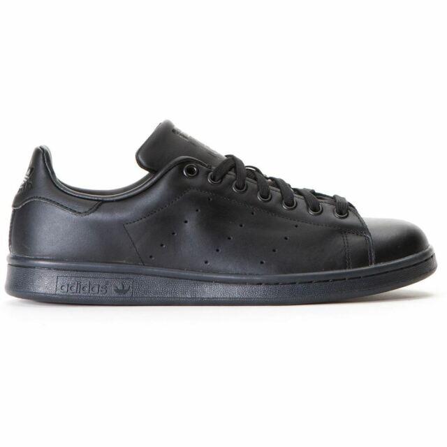 Adidas Uomo Stan Smith Classico Scarpe Retro Sneakers BiancoNavy VerdeNero