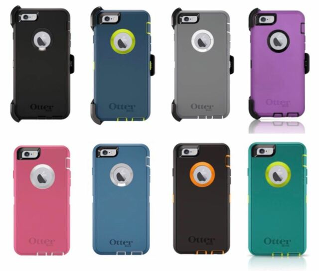 New Original Otterbox Defender Series Case for Apple iPhone 6 / iPhone 6s -$