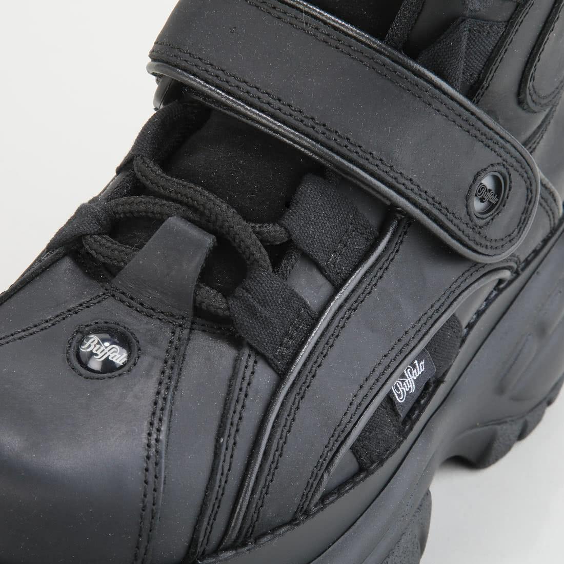 Buffalo London Classic Stiefel schuhe Plateau Schuhe 90er