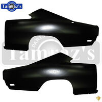 1969 Dodge Charger Full Oe Style Rear Quarter Panel - Lh & Rh Panels Pair