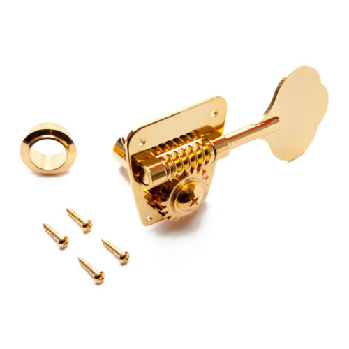 Gotoh FB30 Jazz /& P Style Bass Tuners 5 String Right Handed 4 x 1 Gold