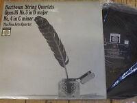 XID 5288 Beethoven String Quartets Nos. 3 & 4 / Fine Arts Quartet