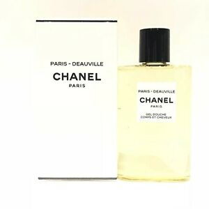 800ec32e28 Details about Chanel Les Eaux De Chanel Paris Deauville Hair and Body  Shower Gel 6.8 oz New