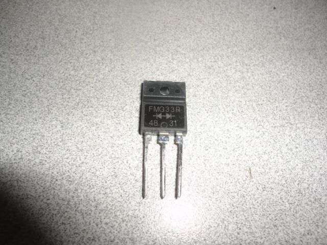SANKEN ULTRA FAST RECOVERY RECTYIFIER DIODE FMG33R USED IN VARIOUS APPLICATIONS