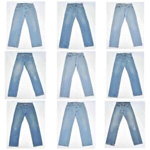 VTG-LEVI-039-S-501-Red-Tab-Denim-Jeans-Size-30-32-34-36-38-LEVIS-Blue-Black-White
