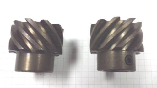 NSH810R NSH810L Browning Engranaje Helicoidal Conjunto De 2 un derecho y una izquierda