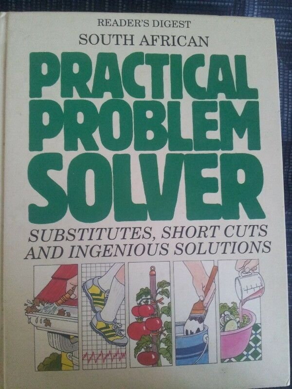 Reader S Digest Table Top Book PRACTICAL PROBLEM SOLVER For Sale Stellenbosch Gumtree Classifieds South Africa 224245660