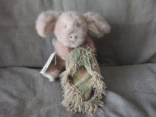 """ Truffles O' Pigg with blankie Boyds jointed"