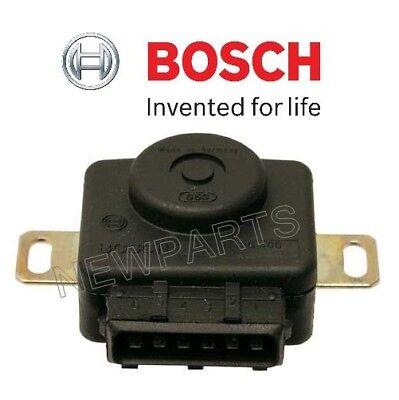 Turbo Fuel Injection Throttle Position Switch Bosch OEM NEW Porsche 944 86-89