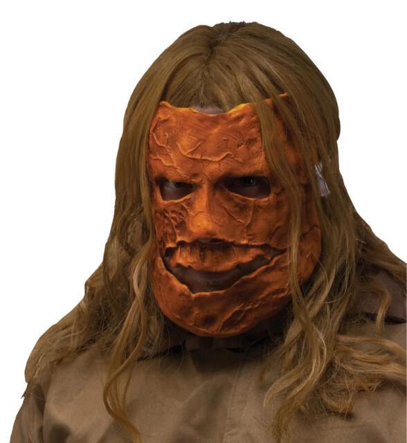 Asylum Escape Pumpkin Mask - Rob Zombie's Halloween fnt