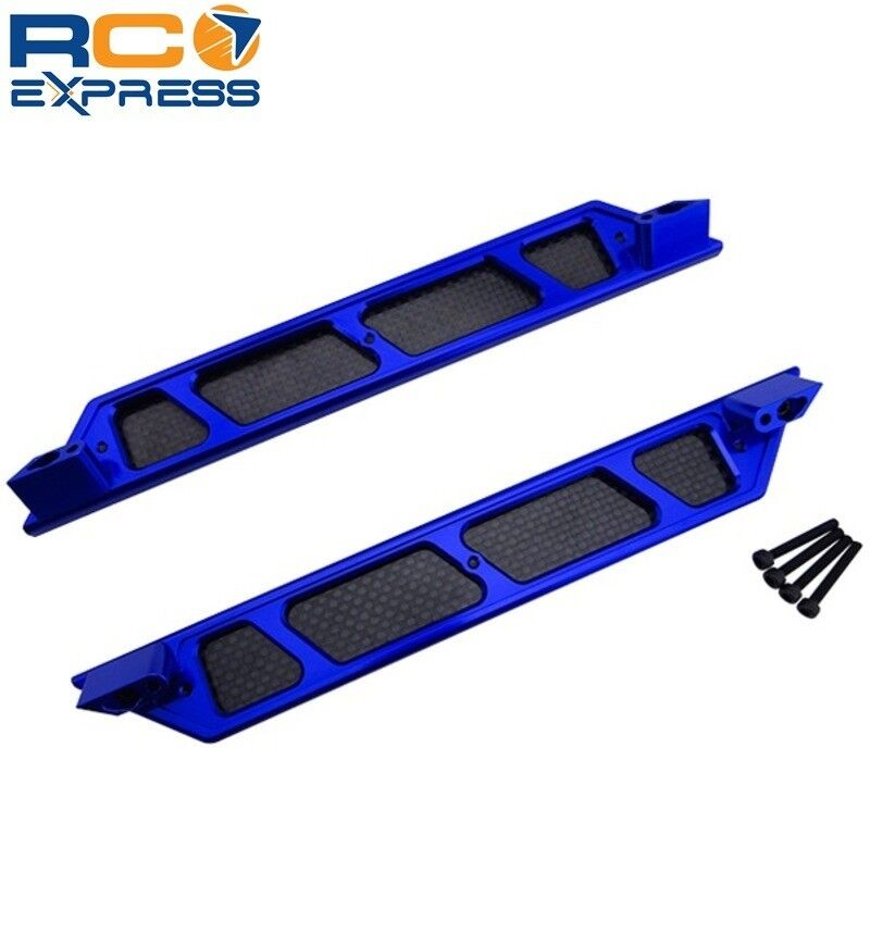 Hot Racing Traxxas X Maxx Aluminum Side Step Running Boards XMX33RG01