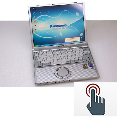 STOßFESTES PANASONIC NOTEBOOK CF T2 TOUCHSCREEN FOR WIN 95 98 NT 2000 MS-DOS MM