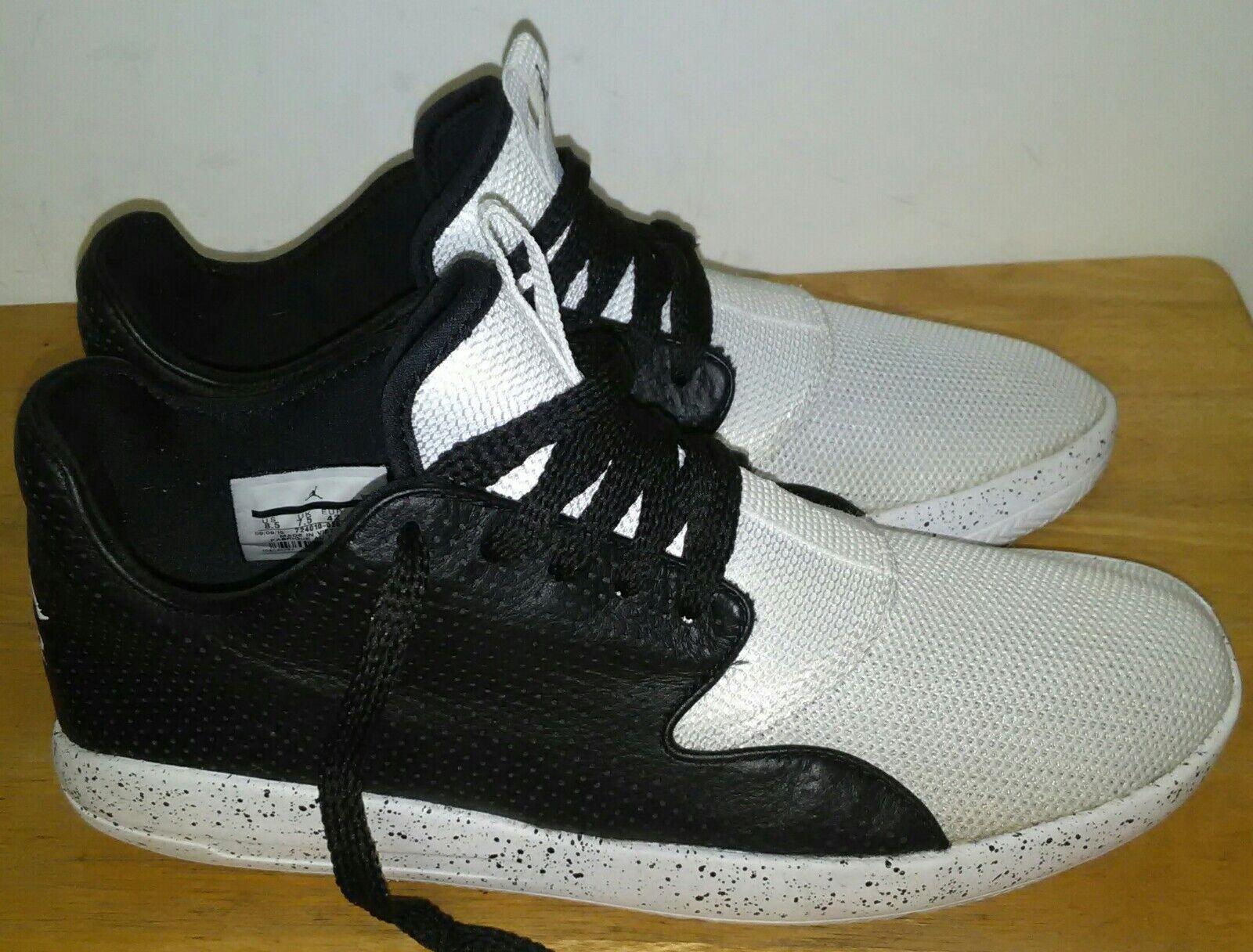 7e544c370307f Nike Jordan Eclispe Black White 724010 020. Size 8.5 Sneaker Mens ...