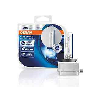2x osram d1s cool blue intense extra blue 6000k 20 xenarc. Black Bedroom Furniture Sets. Home Design Ideas