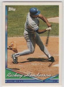 1994-Topps-Baseball-Toronto-Blue-Jays-Team-Set