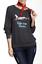M Kvinder L Langærmet Størrelser der Sweater Pullover Wildfox mig Couture tager TWcaqS